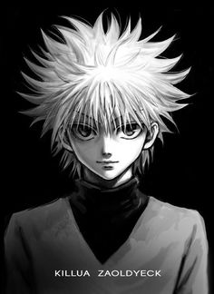 Hunter X Hunter - killua Hisoka, Killua, Manga Anime, Bts Anime, Manga Art, Anime Guys, Anime Art, Anime Demon, Hunter X Hunter