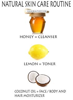natural skin routine for beautiful skin