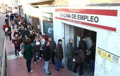 Praga dos salários em atraso amplia-se em Espanha