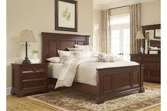 Turner Panel Bed | Havertys