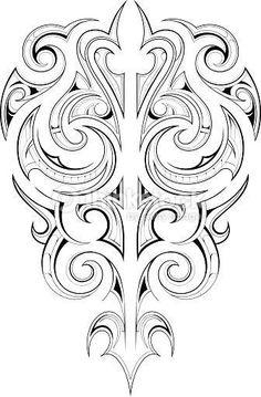 marquesan tattoos for guys Maori Tattoo Patterns, Maori Patterns, Pattern Tattoos, Polynesian Designs, Maori Tattoo Designs, Polynesian Tribal, Body Art Tattoos, Tribal Tattoos, Sleeve Tattoos
