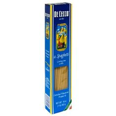 De Cecco Spaghetti, 16 Ounce Boxes (Pack of 5):Amazon:Grocery & Gourmet Food