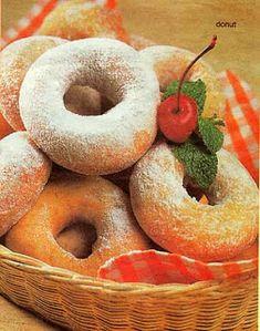 Resep Masakan Lengkap Halal. Resep Makanan, Kue dan Minuman.: 10/26/08 - 11/2/08 Bagel, Doughnut, Bread, Desserts, Food, Meal, Deserts, Essen, Hoods