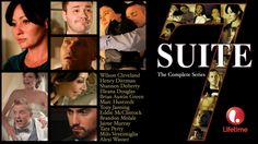 Suite 7 -  (All 7 episodes of the award-winning Lifetime web series, Suite 7 with exclusive behind-the-scenes trivia annotations by series creator Wilson Cleveland. ) - Eddie McClintock is hot in this one and so is Brian Austin Green and they and Shannen Doherty do some pretty impressive acting...