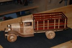 1929 Ford Stakebed Truck