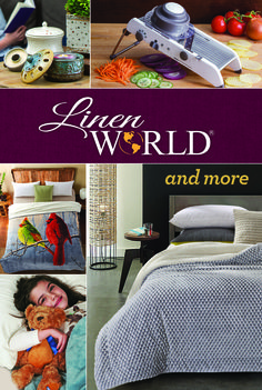 Earn Extra Money for your group or organization with a Linen World Fundraising.  FREE Shipping, No minimums.  Great for groups of 5 to 500+.