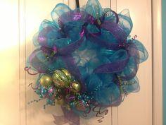 Christmas wreath ....