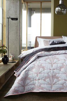 Birds bedlinen by Auping Home Bedroom, Bedrooms, Contemporary Bedroom, Home Textile, Linen Bedding, Comforters, Duvet Covers, Lounge, Blanket