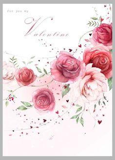 Feliz Dia de San Valentine/Happy Valentine's Day,