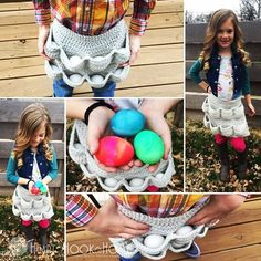 You asked, I delivered. Here it is, the FREE #crochet #pattern for the child size Egg-cellent Apron. 🐔🐣🐓🐤❤ Get it here: http://hearthookhome.com/egg-cellent-child-size-egg-gathering-apron/
