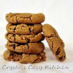 4 ingredient cookies - sugar, egg, peanut butter and mini chocolate chips. So easy!