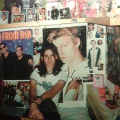 Today's epic #BSBTBT is courtesy of @Consu84. So awesome, but how did u sleep with @nickcarter watching u like that?