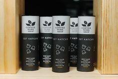 Картонная, экологичная упаковка для капсульного кофе Red Bull, Energy Drinks, Coffee Shop, Beverages, Canning, Coffee Shops, Coffeehouse, Home Canning, Conservation