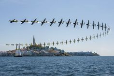 Nigel Lamb performs during the training for the third stage of the Red Bull Air Race World Championship in Rovinj, Croatia. 8.15 P-20150529-12922_News
