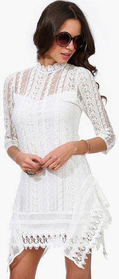 Isabel Lace Dress