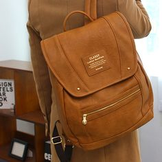 Рюкзак 'Classy Backpack' - Brown