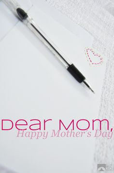 Love Letters Day 29 | DIY Hand-Embroidered Stationery - In The Next 30 Days