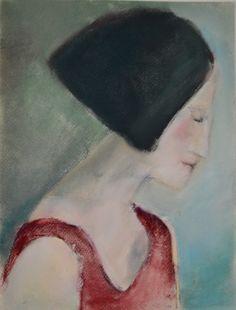 Parafrase: Helene Schjerfbeck Helene Schjerfbeck, Woman Painting, Figure Painting, Female Portrait, Female Art, Female Painters, Face Study, Academic Art, Painter Artist