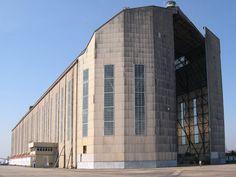 zeppelin´s hangar, south door