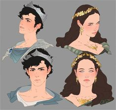 Lucy Pevensie, Edmund Pevensie, Susan Pevensie, Fanart, Character Inspiration, Character Art, Narnia 3, Chronicles Of Narnia, Film Serie