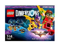 Warner Home Video - Games LEGO Batman Movie Story Pack - LEGO Dimensions - Not Machine Specific ** Read more at the image link. Homer Simpson, Legos, Lego Dimensions, Playstation, Minifigures Lego, Figurine Lego, Batman Story, Batgirl And Robin, Batman Robin
