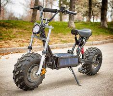 The Beast E-bike