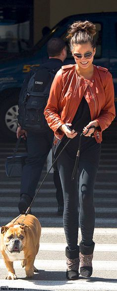 Chrissy Teigen in LA