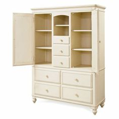 Paula Deen Gals Young Ladys 2nd Closet Armoire - Kids Armoires at Hayneedle