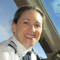 Most Popular Female Pilots from all Over the World: Captain Jenny Beatty    Pilot for American Airline...