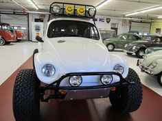 Impressive Build: 1970 Volkswagen Baja Bug