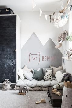 49 Cozy Bedroom Design Ideas for Your Kids that You Must Try Now Interior Design cozybedroomdesign ideasforyourkidsthatyoumusttrynow Baby Bedroom, Baby Room Decor, Bedroom Decor, Bedroom Wall, Bedroom Ideas, Modern Bedroom, Bedroom Furniture, Kids Bedroom Designs, Baby Room Design
