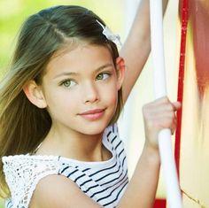 Cute Laneya Grace. Her ears ♥♥♥
