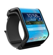 Future Smartphones Transform Into Trendy Wristwatches #NEWT4Business