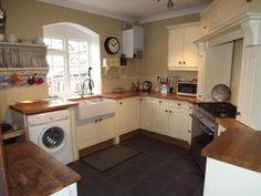 Kitchen SLATE FLOOR