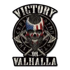 Viking Tattoo Sleeve, Norse Tattoo, Viking Tattoos, Sleeve Tattoos, 3d Tattoos, Punisher Skull Decal, Joshua Smith, Selling Design, Die Cut