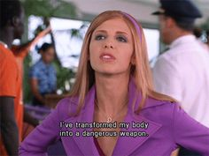 Scooby Doo, 2002 (OK, I love Sarah Michelle Gellar and I love Scooby Doo cartoons, that's all! Daphne Blake, Tv Quotes, Movie Quotes, Qoutes, Movies Showing, Movies And Tv Shows, Scooby Doo Movie, Scooby Doo Quotes, Teenage Dirtbag