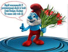 Smurfs, Humor, Disney Princess, Disney Characters, Women Day, Humour, Funny Photos, Funny Humor, Comedy