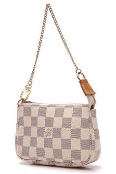 1d085591cae4 Louis Vuitton Mini Pochette Accessories Bag Louis Vuitton Mini Pochette