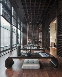 Amazing Japanese Interior Design Idea 2