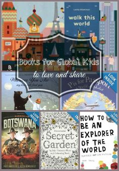 Book Ideas for Global Kids