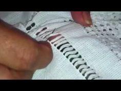 Tricolandia - Centro de Mesa en Vainicas Parte 4 - YouTube