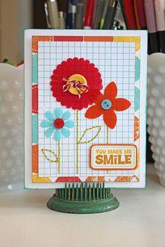 An cute, easy card to make.