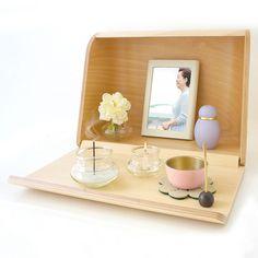 ミニ仏壇 やさしい時間 祈りの手箱 手元供養の未来創想 ミニ 仏壇 仏壇 仏壇 おしゃれ
