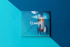 Clams by Eren Saracevic, via Behance