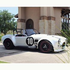 Backdraft Racing 1965 AC Cobra