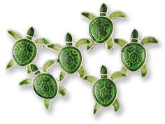 Hatchlings Baby Sea Turtle Pin