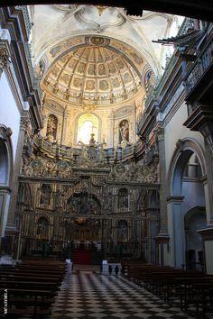 Úbeda (España) ~ Capilla del Salvador ~ ANDRÉS DE VANDELVIRA Resource Room, Iglesias, Altars, Barcelona Cathedral, Renaissance, Spanish, Tower, History, Architecture