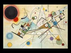I have been experimenting with animation and here I have animated three works by Wassily Kandinsky. There were elements in each of the paintings that I felt ...