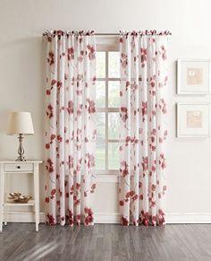No. 918 Kiki Floral Crushed Sheer Voile Curtain Panel, 51... https://www.amazon.com/dp/B01KIEBA9W/ref=cm_sw_r_pi_dp_x_G46HzbK3EX7EW