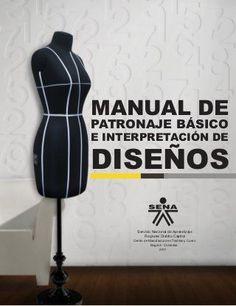 Manual de patronaje CMT - SENA